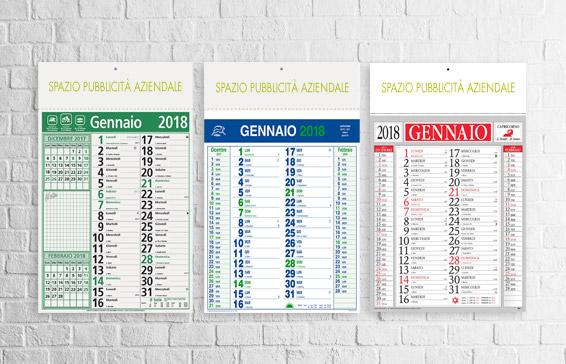 calendari personalizzati olandesi stampa digitale milano