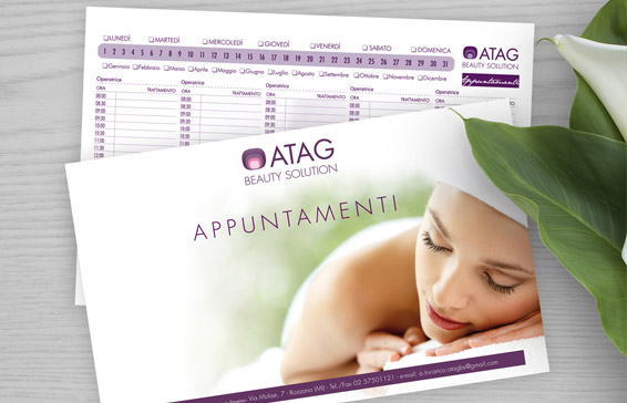 calendari personalizzati planning stampa digitale