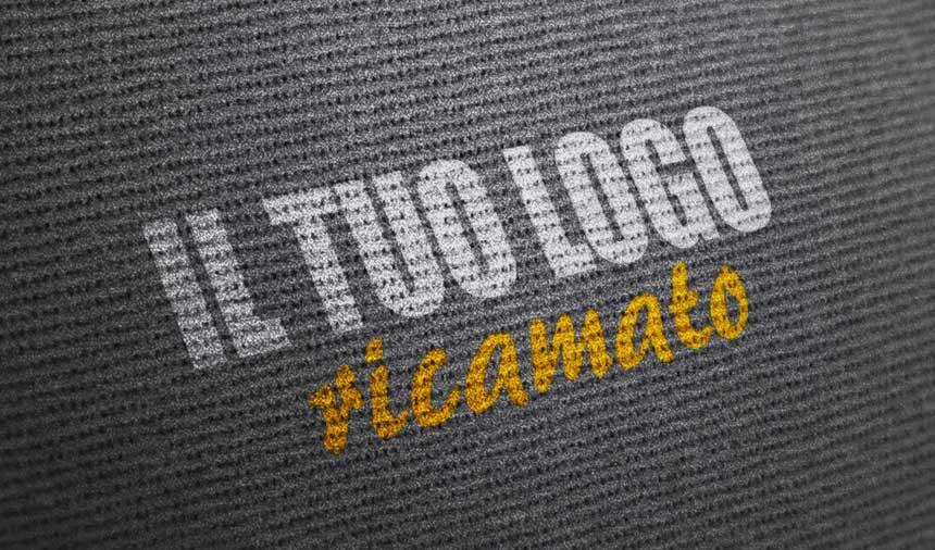 logo ricamato stampa digitale milano