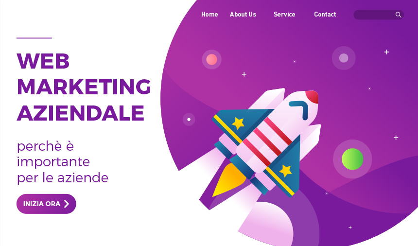 Web Marketing Aziendale