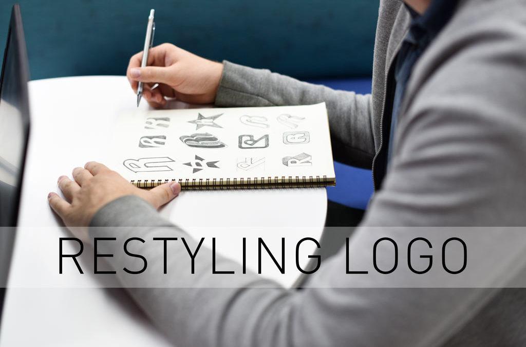 restyling logo efficace studio grafico milano