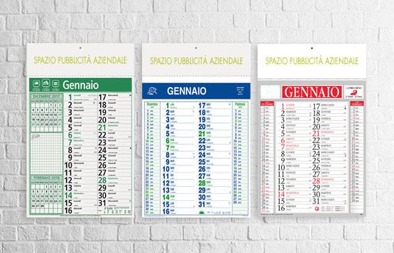stampa calendari personalizzati olandesi